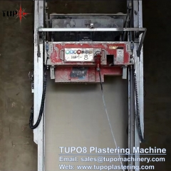 Cement Rendering Machine
