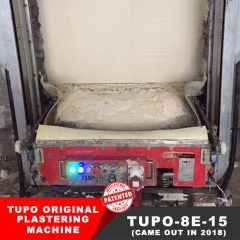 Stucco Plastering Machine
